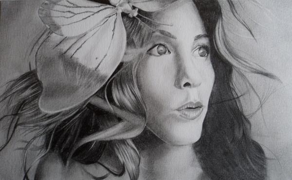 Jennifer Aniston by Candice